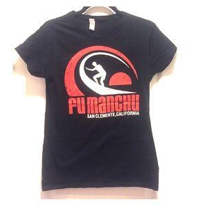 Fu Manchu band T